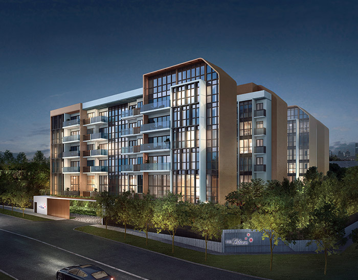 Parc Clematis Developer Past Project - The Lilium